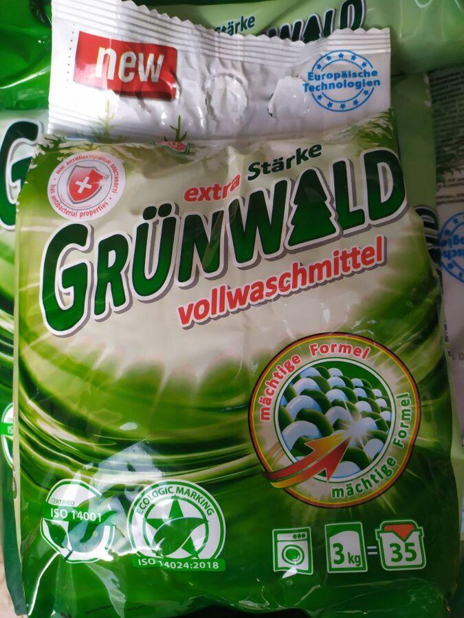 Пральний порошок Гель Grunwald Ary Sapfir Dreft Wells H2O стиральный