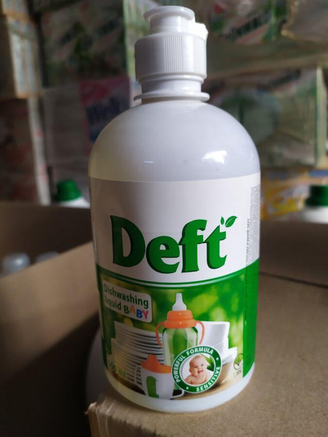 Засіб для миття посуду Dreft 500мл Средство для мытья посуды дитячий