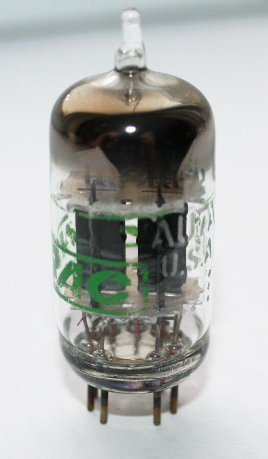 Продам радиолампу 12AU7A General Electric