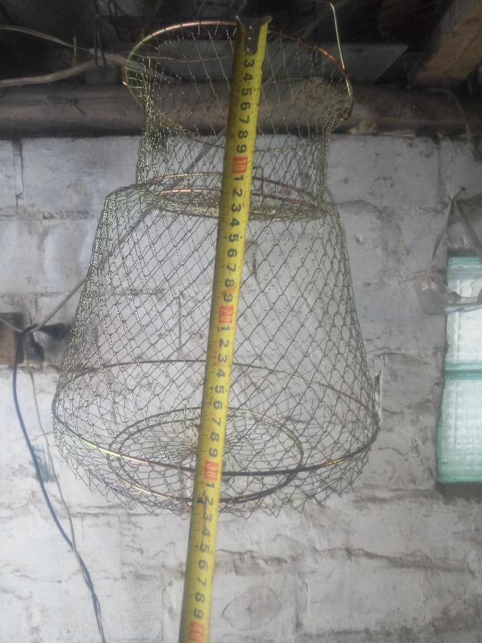 Садок рибацький риболовний