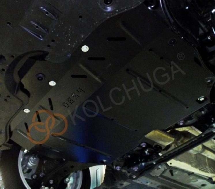 Защита двигателя Toyota Camry XV70 2017- 2.5 АКПП Кольчуга