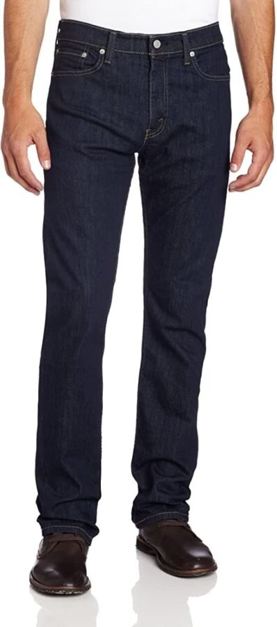 Levi/'s Men/'s 513-Slim Straight Jean