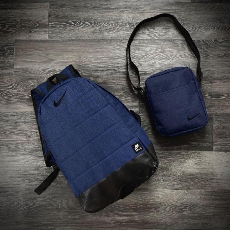 Рюкзак + в подарок барсетка