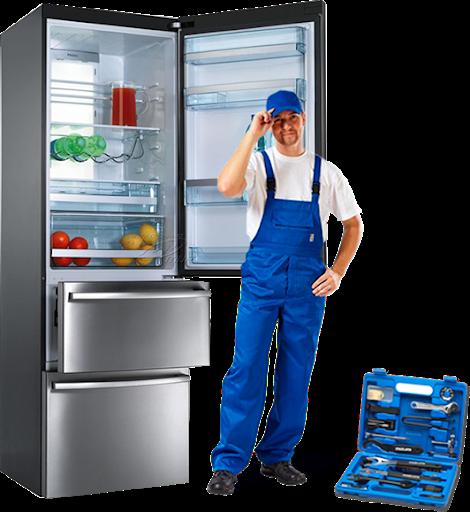 Ремонт и обслуживание холодильников, заправка фреоном.