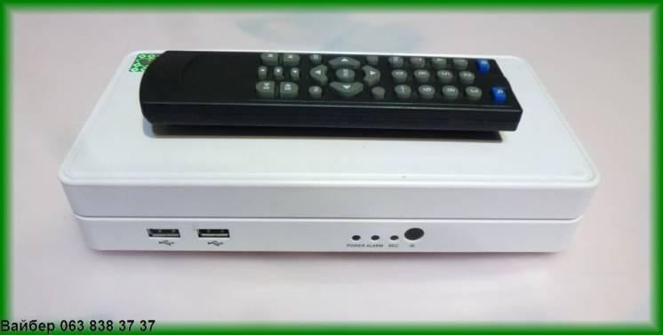 Гибридный видеорегистратор Intervision Idr-802