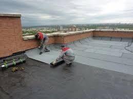предоставляем услугу по ремонту крыш, подъездов