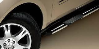 Новые Оригинал Подножки Mercedes ML W164 дуги порога B66880600
