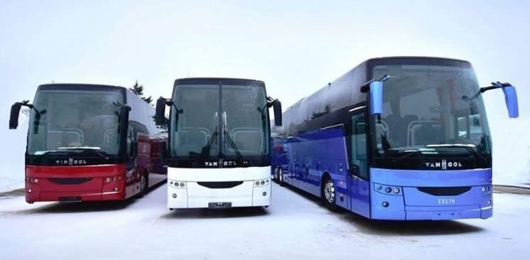 Оренда прокат автобуса - мікроавтобуса Львів, Заказати автобуси Львів