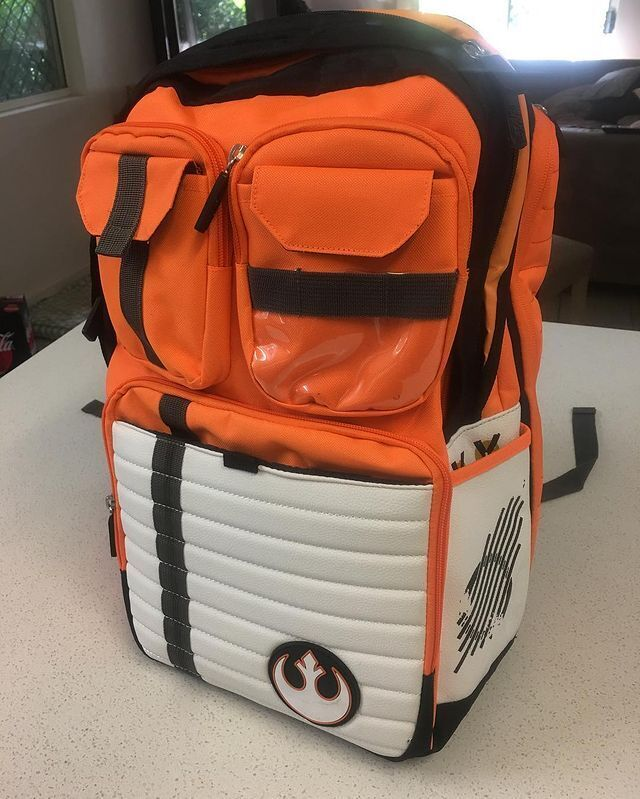 Рюкзак с логотипом Альянса Звездные войны