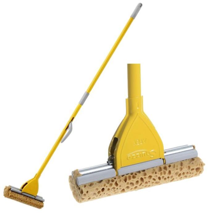 Швабра, швабра з віджимом, миття підлоги