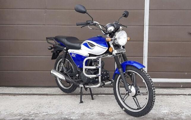 Мопед Alpha RX 110