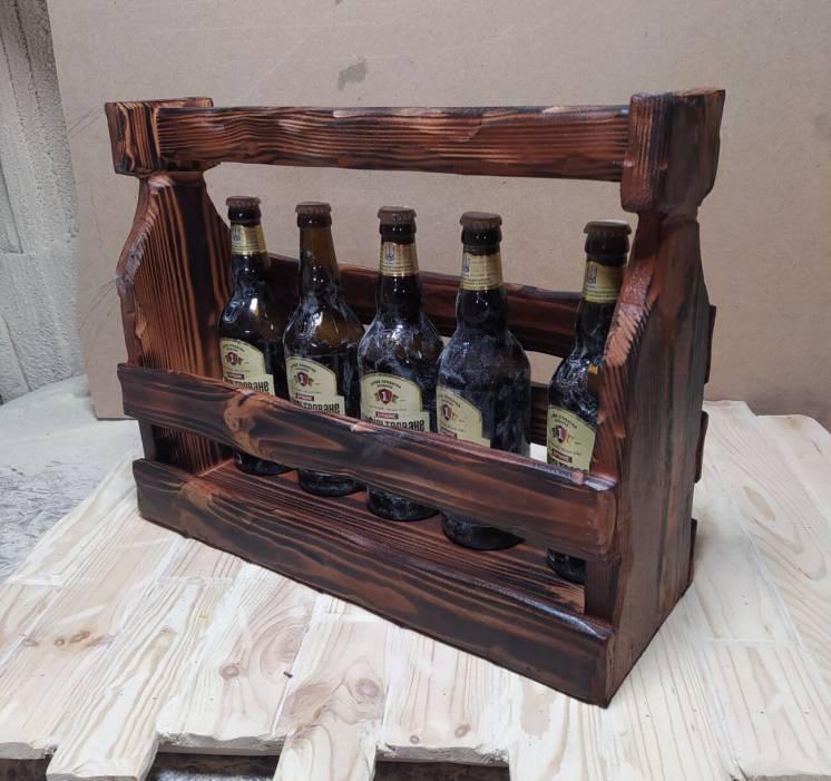 Подарочный ящик №10 ( пивной, для мужчин , подарок мужчинам, сувенир )