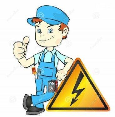 Электрик, электромонтаж. Замена электрооборудования