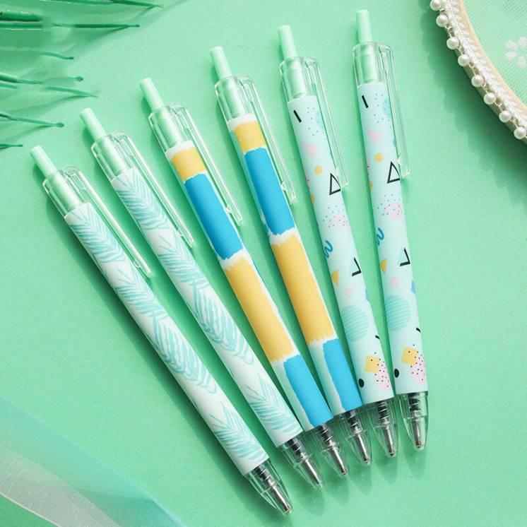 Красивые гелевые ручки. Хорошее качество!