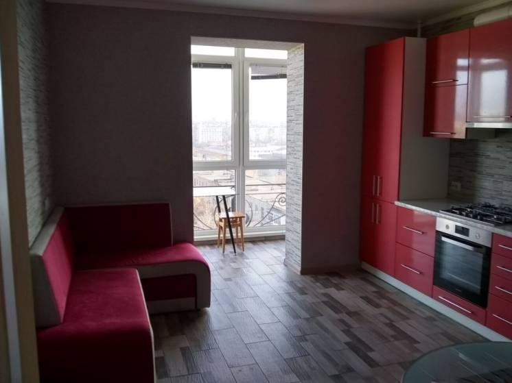 Продам 1-кімнатну квартиру по вул.600-річчя.ЖК Тріумф.
