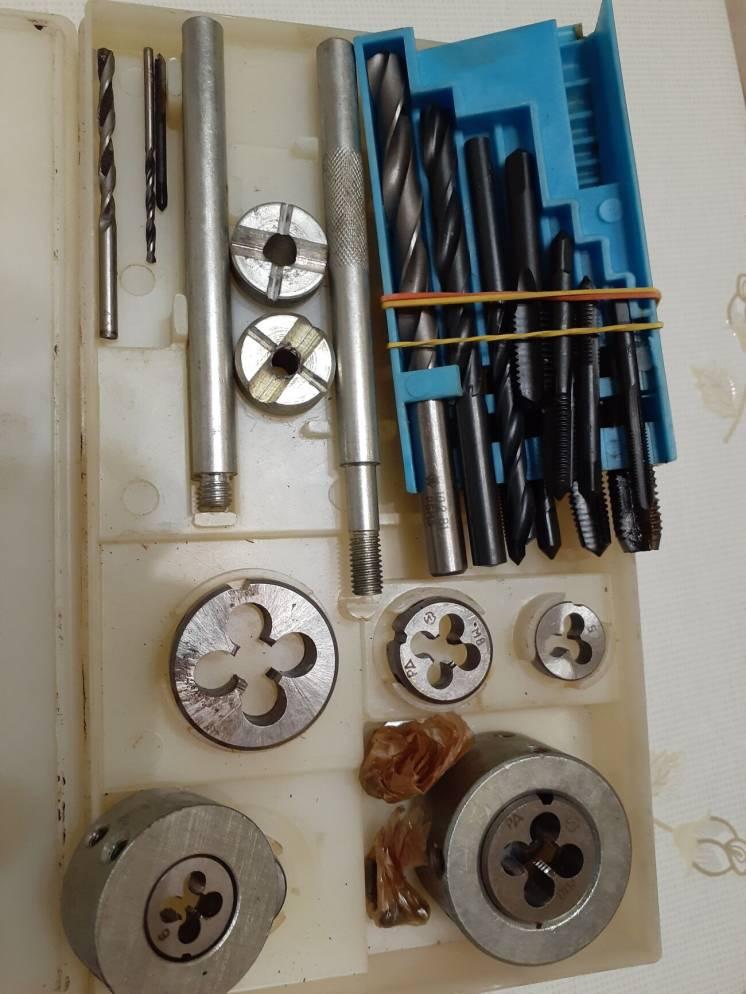 Набор слесарного инструмента РИС-2М
