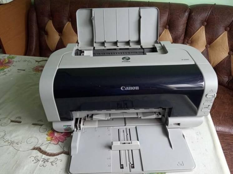 Принтер Canon Pixma Ip2000