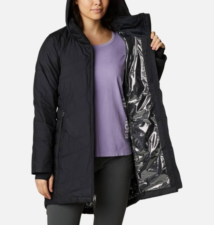 Демисезонное пальто Columbia S-Xl