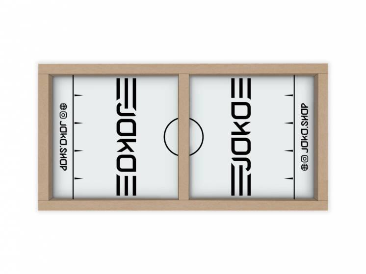 Настольная игра Fast Sling Puck (joko), чапаев, аэрохоккей премиум