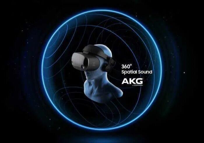 Продаю срочно Шлем виртуальной реальности HMD Samsung Odyssey+ VR