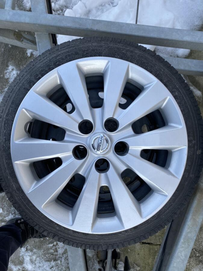 Колпак ковпак R16 Nissan Sentra Leaf 403153NF0B, 40315 3RB0E LW36