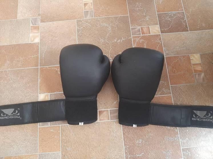 Боксёрские перчатки Bad Boy