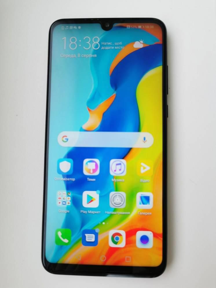 Смартфон Huawei P30 Lite (MAR-LX1M) 4/128 Black dual sim