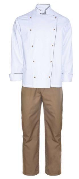 Поварской костюм пошив под заказ китель брюки