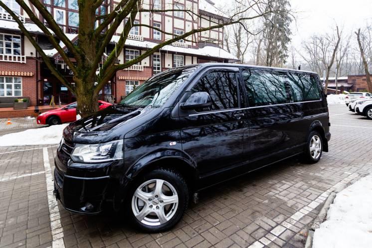 VW Carawelle VIP 2012 (2.0 бензин, 4WD, 7-АКПП)