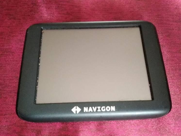 Навигатор Navigon CANADA 310