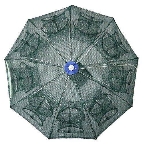Раколовка зонт на 16входів