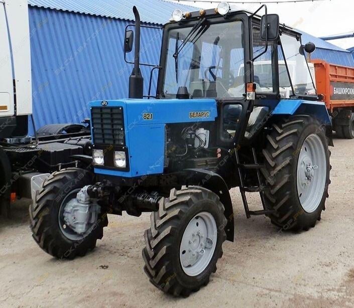Трактор МТЗ-82 1.Белорус