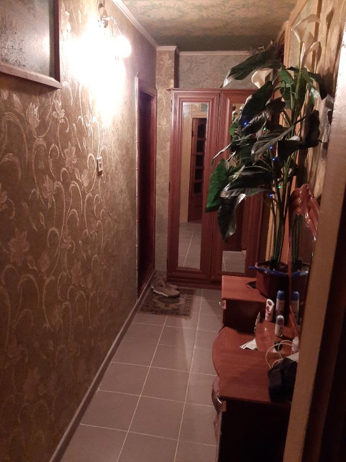 Продам трёхкомнатную квартиру на улице Киевской