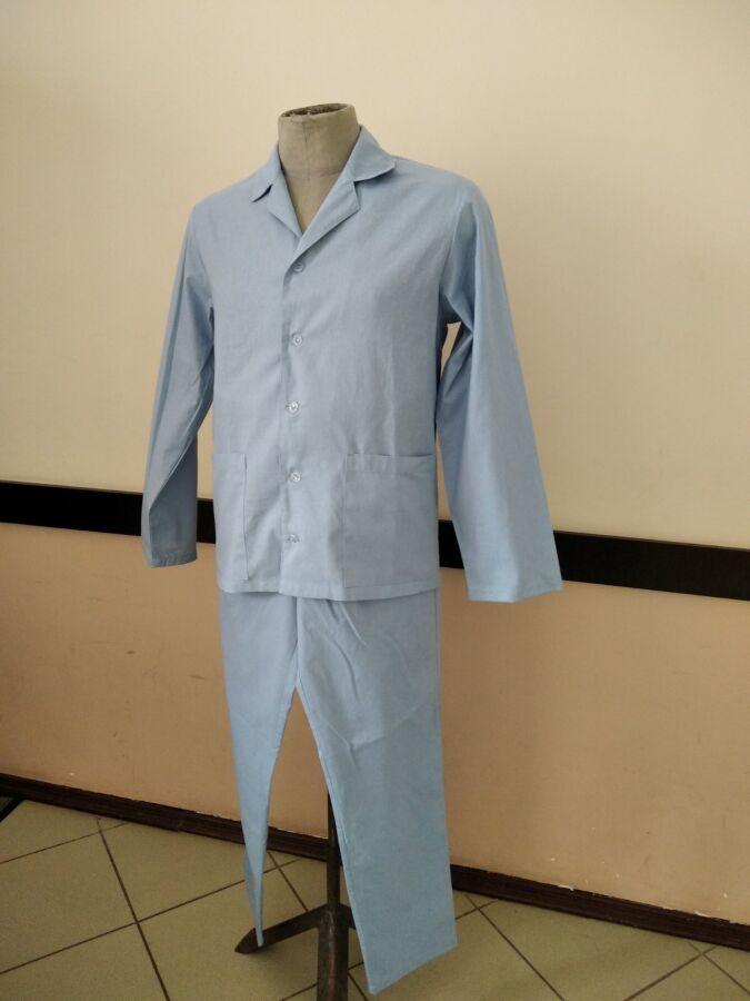 Медицинские пижамы, пижама пациента, пижама больничная пошив пижам