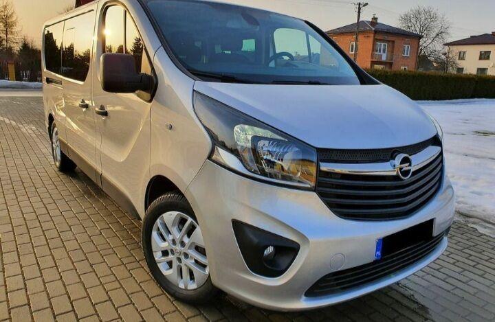 Продам Opel Vivaro в идеальном состоянии