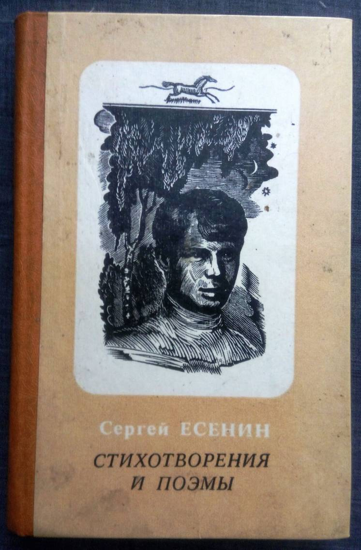 С. Есенин Стихотворения и поэмы