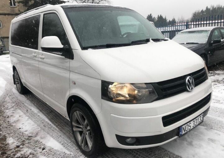 Продам Volkswagen Transporter Т5