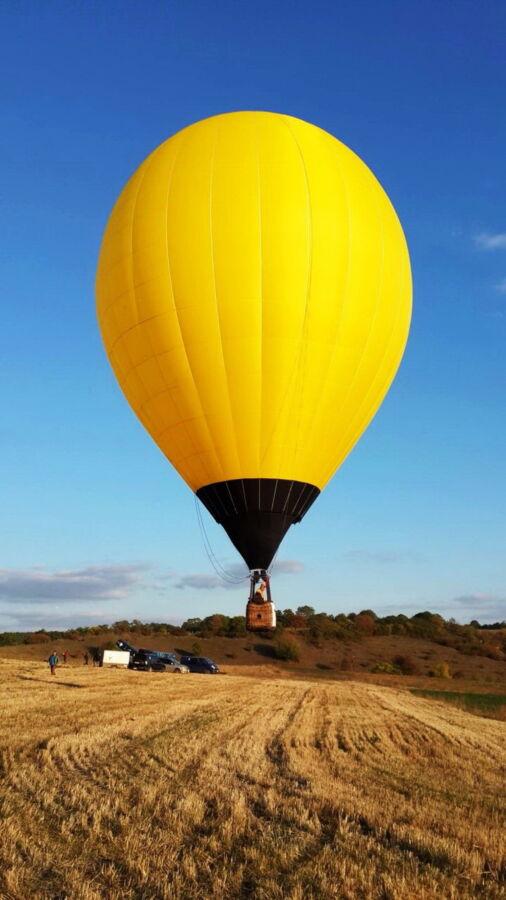 Полет на воздушном шаре Лимон полеты на воздушных шарах