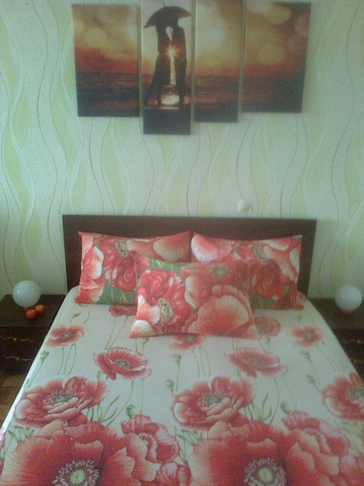 Квартира посуточно в Лисичанске р-н Сильпо
