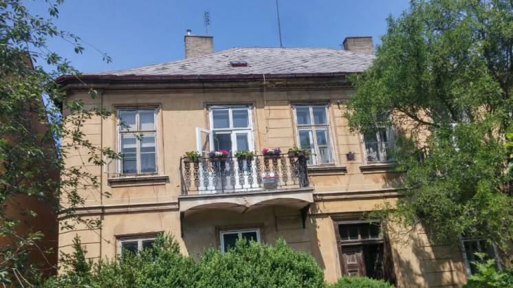 Продажа виллы в Праге под реконструкцию