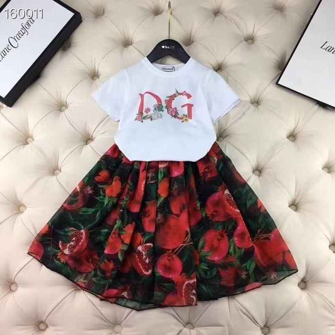 Костюм для девочек Dolce & Gabbana