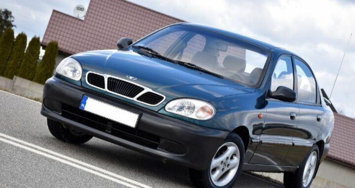 Продам Daewoo Lanos машина находится на территории Польши
