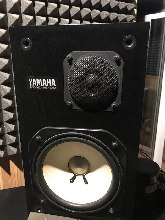 Легендарные Студийные Мониторы Yamaha NS10M Комплект
