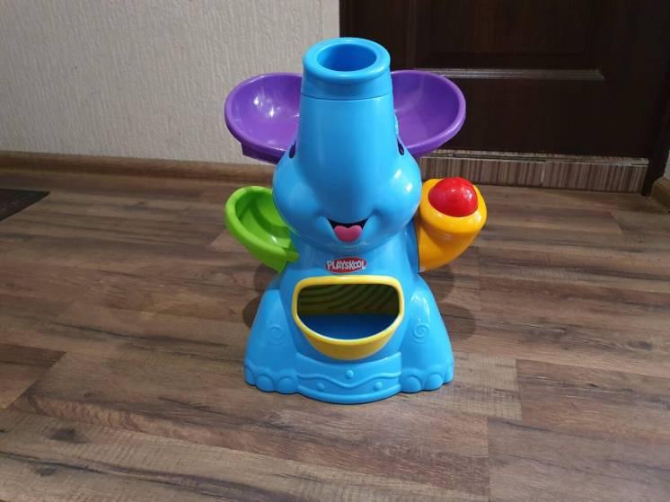 Детская игрушка Слон Playskool Hasbro