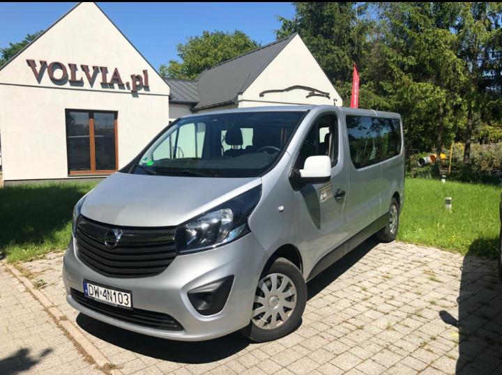 Opel Vivaro 1.6tdi