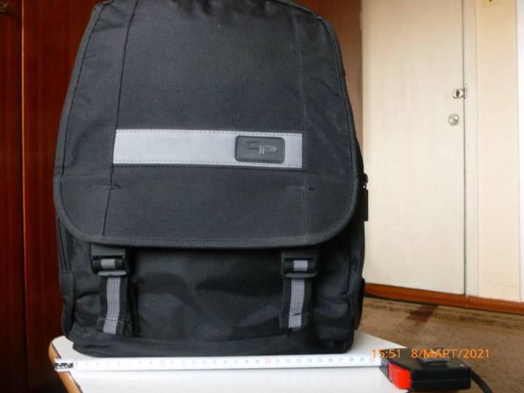 Рюкзак модний COCKPIT 360 х 300 х 120 мм новий