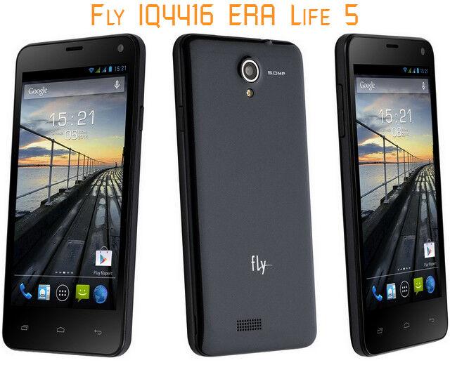 Android смартфон Fly iq4416 2 sim, Терміново. Срочно