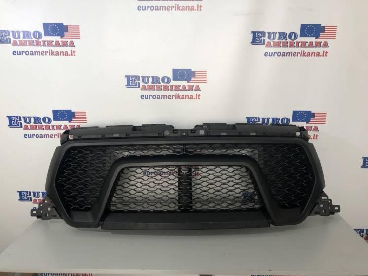 2019-20 Dodge Ram 1500 Front Bumper Mesh Grille (Raptor Style)