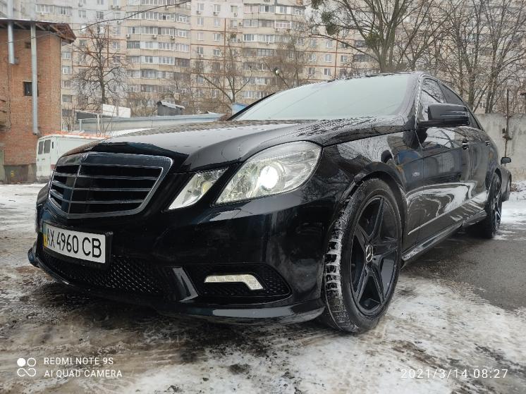 Продам Mercedes E-250