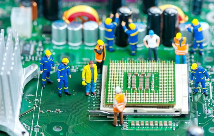 Компьютерный мастер. Ремонт, настройка компьютеров и ноутбуков.